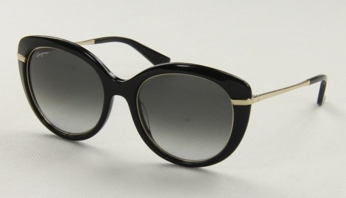 Salvatore Ferragamo SF 185S 743 Okulary Przeciwsłoneczne