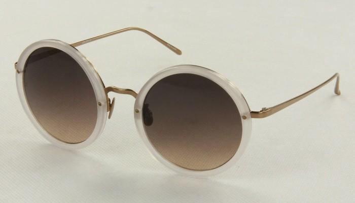 Okulary przeciwsłoneczne Linda Farrow LFL239_5122_46