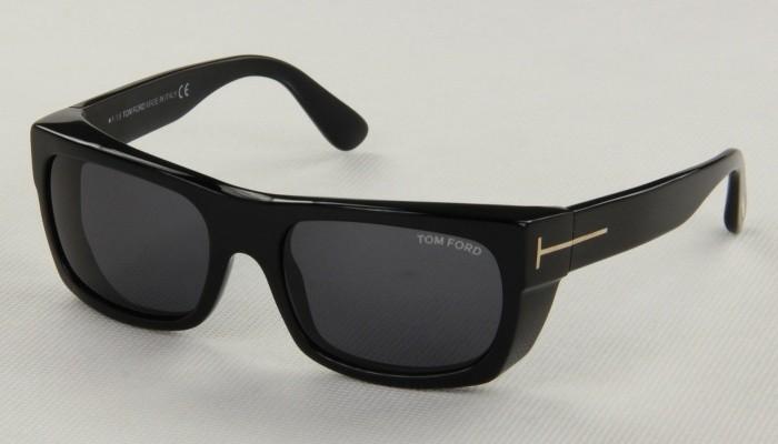 Okulary przeciwsłoneczne Tom Ford TF440_5618_01A
