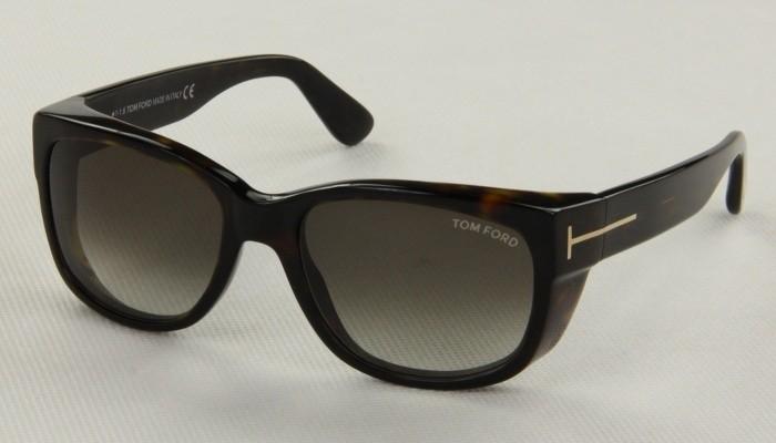Okulary przeciwsłoneczne Tom Ford TF441_5617_52K