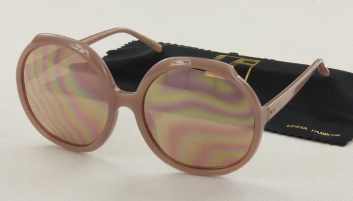 Okulary przeciwsłoneczne Linda Farrow LFL417_6018_6