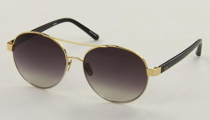 Okulary przeciwsłoneczne Linda Farrow LFL559_5615_4