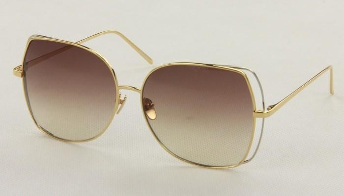 Okulary przeciwsłoneczne Linda Farrow LFL590_6114_5