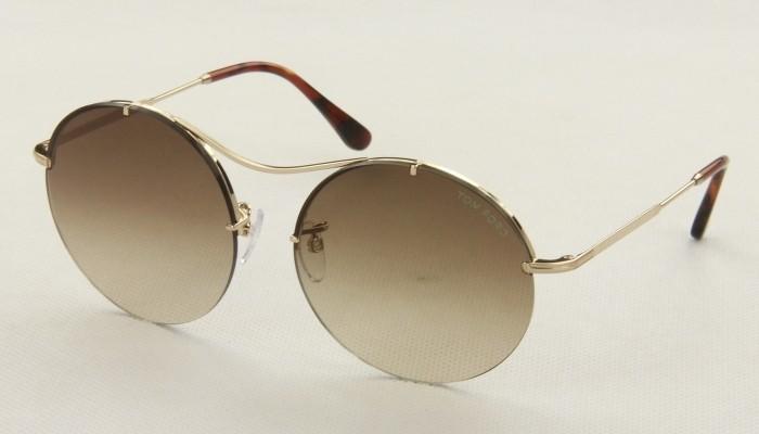 Okulary przeciwsłoneczne Tom Ford TF565_5818_28F