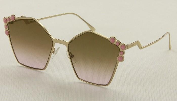 Okulary przeciwsłoneczne Fendi FF0261S_5718_00053
