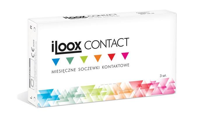 Soczewki kontaktowe iLOOX contact