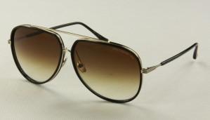 Okulary przeciwsłoneczne Dita 21010E-BLK-GLD_62