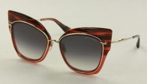 Okulary przeciwsłoneczne Dita 22033D-RED-GLD_58