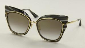 Okulary przeciwsłoneczne Dita 22033A-BLK-GLD_58