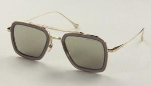 Okulary przeciwsłoneczne Dita 7806C-GRY-GLD_52