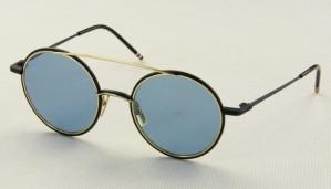 Okulary przeciwsłoneczne Thom Browne TB108C-T-NVY-GLD_50