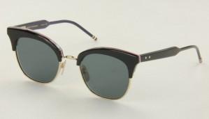 Okulary przeciwsłoneczne Thom Browne TB507A-T-BLK-GLD_51