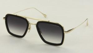 Okulary przeciwsłoneczne Dita 7806B-BLK-GLD_52