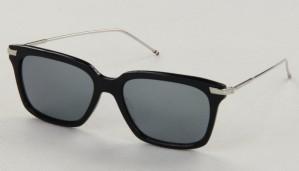 Okulary przeciwsłoneczne Thom Browne TB701H-T-NVY-SLV_53