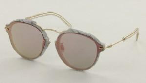 Okulary przeciwsłoneczne Christian Dior DIORECLAT_6013_GBZ0J