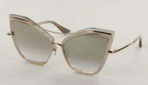 Okulary przeciwsłoneczne Dita 22035B-GRY-GLD_62