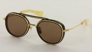 Okulary przeciwsłoneczne Dita 19017A-BLK-GLD_52