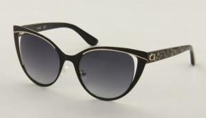 Okulary przeciwsłoneczne Guess GU7487_5118_02B