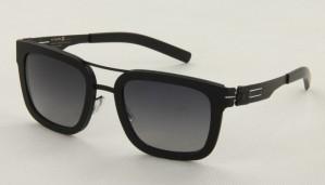 Okulary przeciwsłoneczne ic! berlin LISANNEB_5122_BLACK