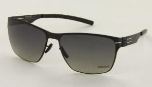 Okulary przeciwsłoneczne ic! berlin MICHAW_5916_BLACK