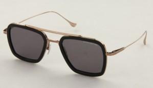 Okulary przeciwsłoneczne Dita 7806E-BLK-RGD_52