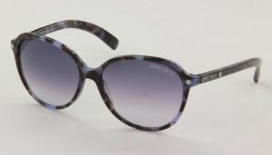 Okulary przeciwsłoneczne Jimmy Choo ALISONS_5816_YH0DG