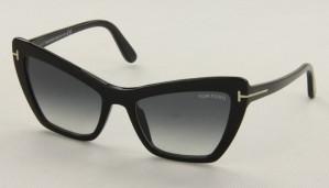 Okulary przeciwsłoneczne Tom Ford TF555_5519_01B