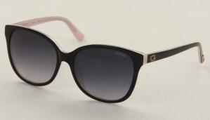 Okulary przeciwsłoneczne Guess GU7546_5616_01B