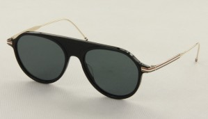 Okulary przeciwsłoneczne Thom Browne TB809A-BLK-GLD_55