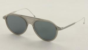 Okulary przeciwsłoneczne Thom Browne TB809B-GRY-SLV_55