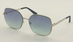 Okulary przeciwsłoneczne Guess GU7560_6118_10X
