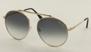 Okulary przeciwsłoneczne Tom Ford TF571_5816_28B