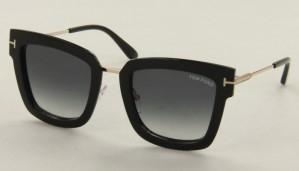 Okulary przeciwsłoneczne Tom Ford TF573_5222_01B