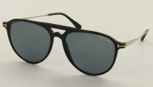 Okulary przeciwsłoneczne Tom Ford TF587_5816_01V