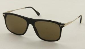 Okulary przeciwsłoneczne Tom Ford TF588_5715_01E