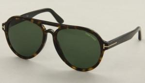 Okulary przeciwsłoneczne Tom Ford TF595_5519_52N