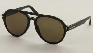 Okulary przeciwsłoneczne Tom Ford TF596_5717_01J