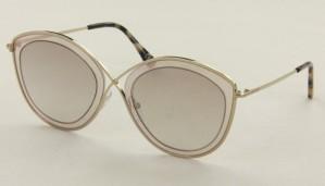 Okulary przeciwsłoneczne Tom Ford TF604_5522_47G