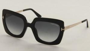 Okulary przeciwsłoneczne Tom Ford TF610_5321_01B