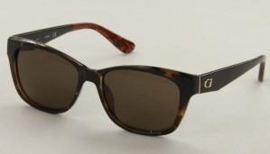Okulary przeciwsłoneczne Guess GU7538_5416_52E