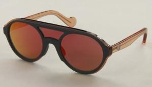 Okulary przeciwsłoneczne Moncler ML0052_20C