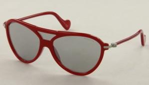 Okulary przeciwsłoneczne Moncler ML0054_67C