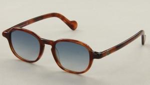 Okulary przeciwsłoneczne Moncler ML0061_4819_52X
