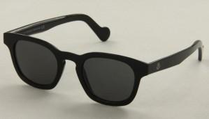 Okulary przeciwsłoneczne Moncler ML0072_4822_01A