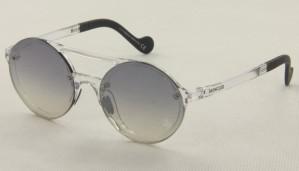 Okulary przeciwsłoneczne Moncler ML0064_5317_27C