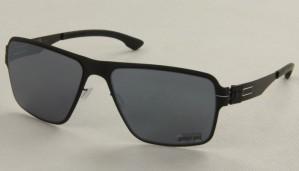 Okulary przeciwsłoneczne ic! berlin STEVEB_5818_BLACK
