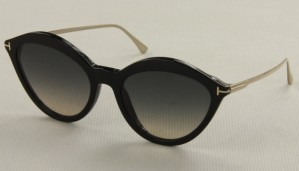 Okulary przeciwsłoneczne Tom Ford TF663_5719_01B