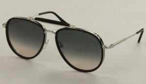 Okulary przeciwsłoneczne Tom Ford TF666_6016_01B