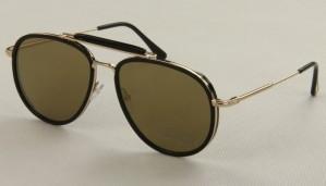 Okulary przeciwsłoneczne Tom Ford TF666_6016_01G