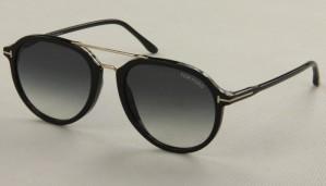 Okulary przeciwsłoneczne Tom Ford TF674_5519_01B